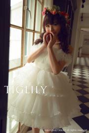 TIGLILY ミニドレス