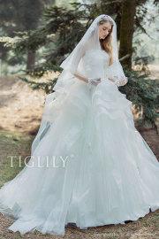 TIGLILY ドレス Aライン w328